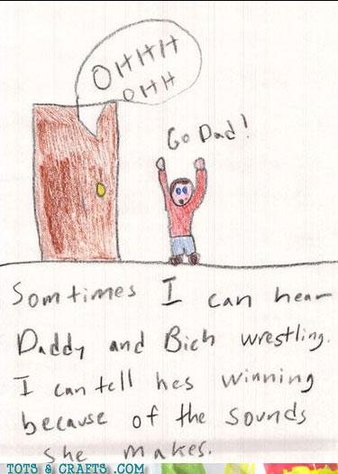 Funny Kids Drawings - Everyone Wins