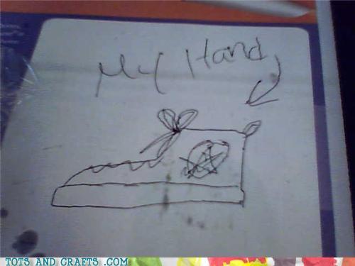 Funny Kids Drawings - Anatomy Fail